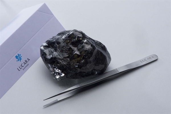 World's second-largest diamond ever recorded unearthed at Botswana mine