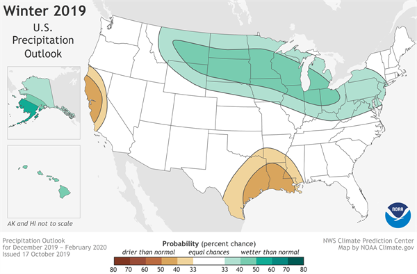 How 2019 Winter Weather Conditions May Affect Prospecting in Your Area