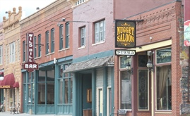 Deadwood chapter plans gold show